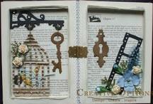 Altered Books / by Natalie Foersch