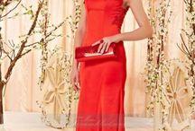 Abendkleid mit stehkragen / Abendkleid mit stehkragen bei Mein-traumkleid.com