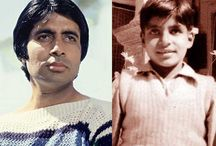 Childhood Photos of Bollywood Stars