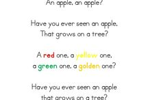 September programming - apples