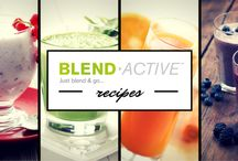 Blend active
