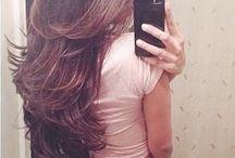 Păr lung tunsori
