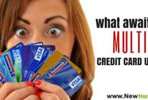 Credit Card Tips / Tips on how to manage and handle your credit cards. / by NewHorizon.Org