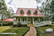 Florida Homes / I think Tallahassee has some of the best homes in Florida. I picked some favorites from past listing and local landmarks.