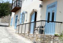 Kalavasos Village / Photos of Kalavasos Village, which is located in the Larnaca District of Cyprus