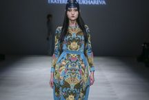 Harbin Fashion Week 2015 / EKATERINA KUKHAREVA FASHION SHOW AT HARBIN FASHION WEEK 2015