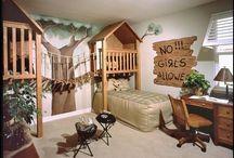 Aiden's droomkamer