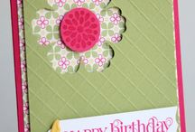 Happy Birthday Cards / by Tracy Woods
