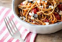 Rezepte - Pasta, Zoodles, Gnocchi, Risotto und Italienisches