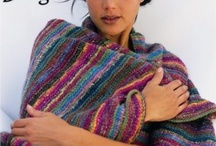 Knitting Noro Yarns / Knitting designs and patterns using Noro and other self-striping yarns / by Evelyn Bourne