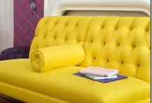 Color Inspiration - Yellow / by Bassett Furniture