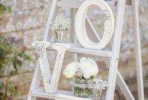 Decoración para bodas / Diferentes tipos y estilos que podrás usar para inspirarte y hacer la boda de tus sueños