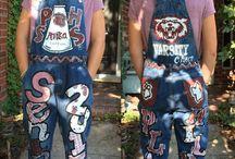 hoco overalls