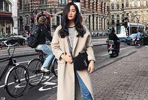 Fashion of street