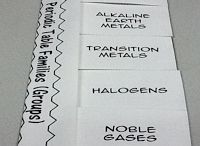 Science Periodic Table / by Ashley Looney