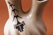 Jemez pottery / Jemez