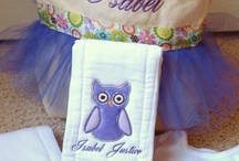 Embroidery and Applique Ideas / by Sherri Alveshire