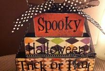 Halloween and fall ideas / by Bernice Wassmer