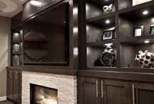 Dream home basement / by Karla Martin-Deeks