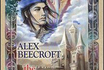 Alex Beecroft, The Crimson Outlaw / LGBT Gay Historical Adventure Romance