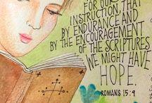 Bible journal / by Jocelyn Langdon