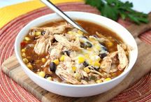 Recipes - Slow and Easy / Whether its soup simmering on the stove or something in the slow cooker. These are meals made easy ... and slow.