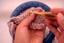 Picking up a lost stitch