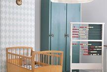 INSPIRATIE | Babykamer / Laat je inspireren door de mooiste en hipste babykamers, verzameld door het team van OHMYBABY.