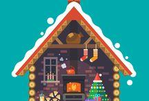 WINTER / SNOW & CHRISTMAS