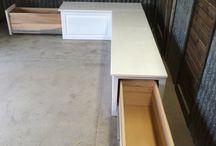 Möbel bauen