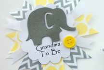 Baby Shower / by Ash Marie
