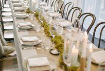 Amy + Dan Wedding - Polperro Estate, Red Hill Mornington Peninsula / Storytime Weddings: Wedding/Event design and styling.