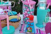 Children's Party and Tablescapes