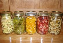 Food Preservation:  Dehydrating