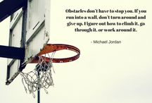 "Sports / ""Sports do not build character. They reveal it."" ~ John Wooden, Legendary UCLA Basketball Coach"