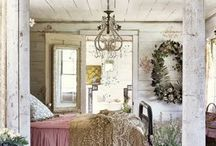 Vintage Homes - Interior / Inspiration for a vintage homestyle