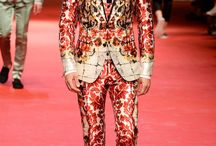 Male fashion...