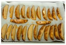 Potato / Oven baked potato wedges