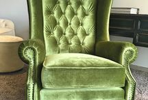 Кресло Chester / Кресло CHESTER - это дань традиции и комфорту.