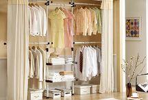Quartos e Armários Organização / Quarto, decoração de quarto, quarto de casal, quarto de solteiro, organização, closets, arrumação, roupas, sapatos.