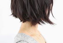 Κοντά καρέ / Hair