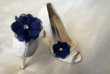 Shoe accessories for wedding