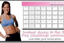 ((Mommy)) Exercise / by Laura Murton