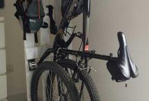 Opbergen fietsen