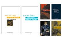 Edition / Mises en page / Couvertures / Couvertures, maquettes
