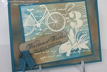 Stampin' Up! - Postage Due / cards and projects created with Stampin' Up! Postage Due stamp set