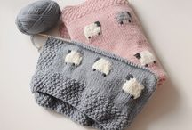 Brei Rijn / Knitting