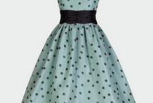 Vêtement année 50