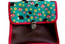Kindertaschen von Meisen auf Reisen / exklusiv für toddlin town