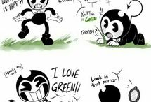 Bendy and the Inc Machine